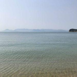 直島からの風景